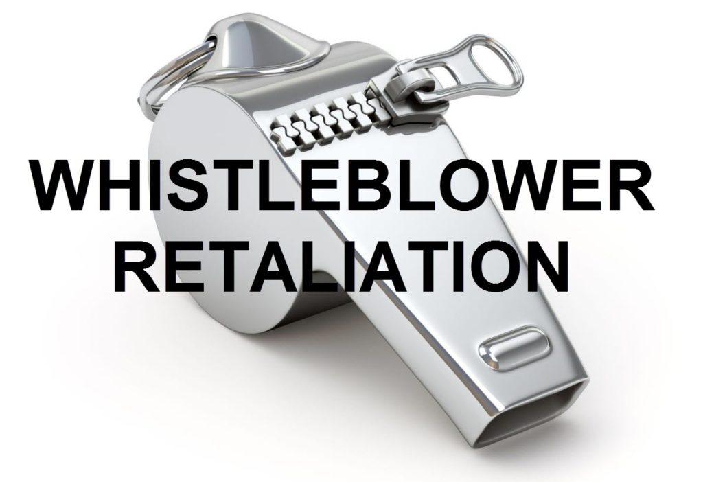 Metro Water Tucson Whistle Blower Retaliation
