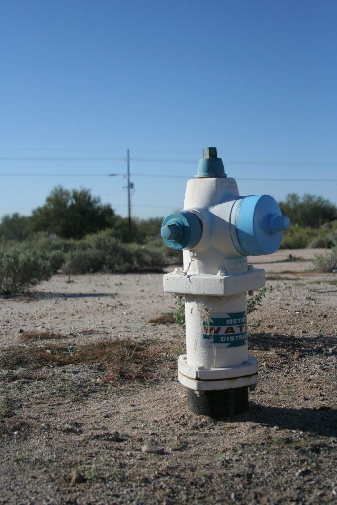 hydrant - Metro Water